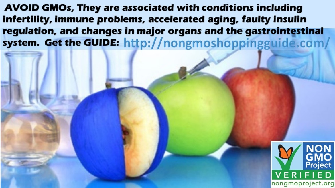 What's the Fuss with Non GMOs?